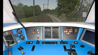Let´s Play - Train Simulator 2001 - NMBS / SNCB  Desiro ML #1