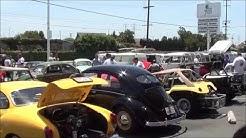 Pierside Parts Pre VW Classic Hangout in Huntington Beach