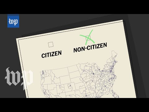How a new Census question could shift political power in America