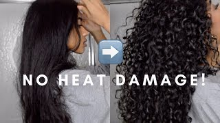 Hair girls curly nude Beautiful