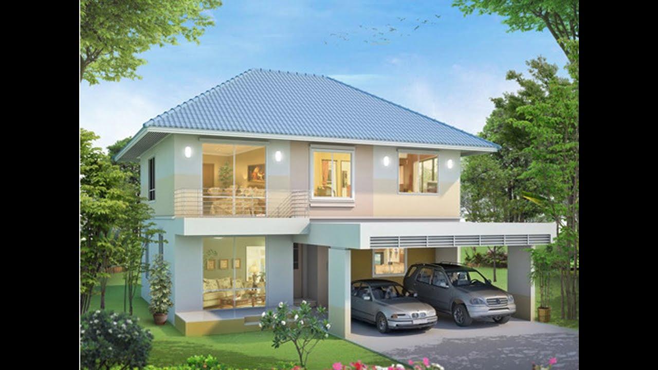 Desain Rumah Idaman Indonesia  Desain Eksterior 2015