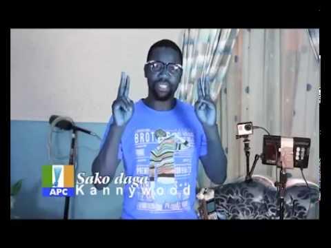 Download Kannywood actors endorse Buhari