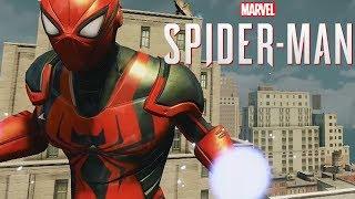 BLISCY W NIEBEZPIECZEŃSTWIE! - Spiderman #28 [PS4]