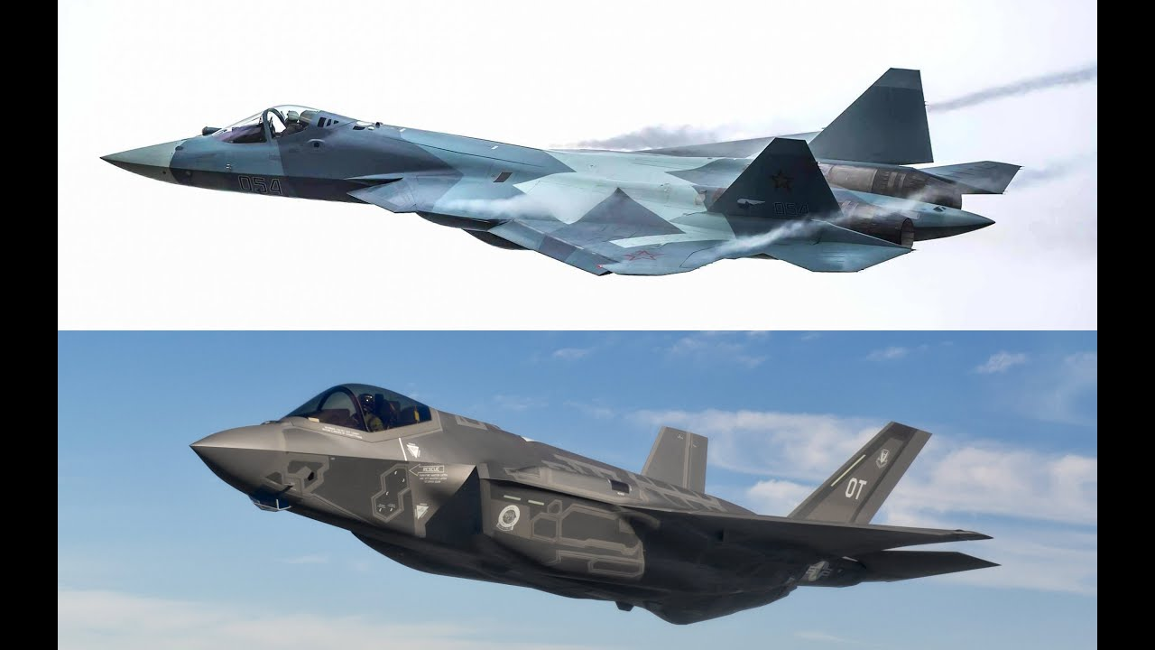 5th generation aircraft: Russian T-50, American F-35, Chinese J-20. Comparison of fifth-generation combat aircraft: TTH, crew, weapons 96