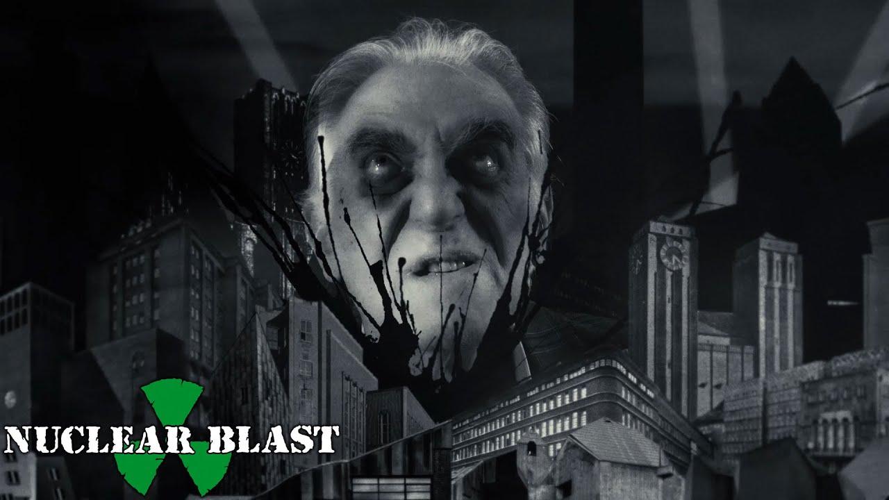 ORANSSI PAZUZU — Uusi teknokratia (OFFICIAL MUSIC VIDEO)