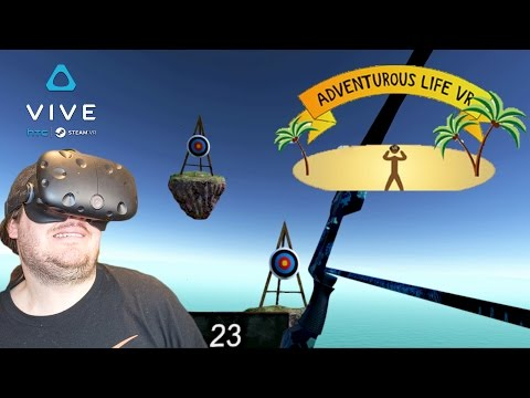 Coin Hunting | Adventurous Life VR | HTC Vive