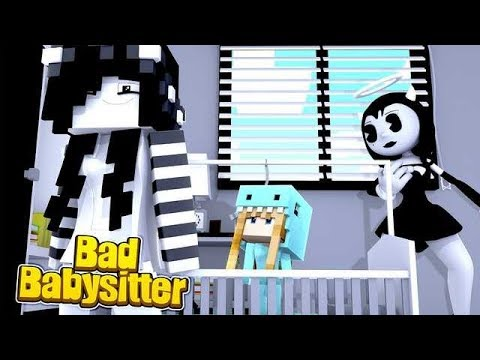 ALICE ANGEL SACRIFICES LITTLE KELLY!! w/Little Carly (Minecraft Roleplay).