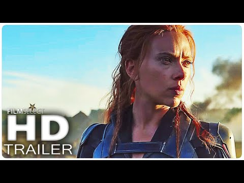 Carla Marie and Anthony - Black Widow: Trailer!
