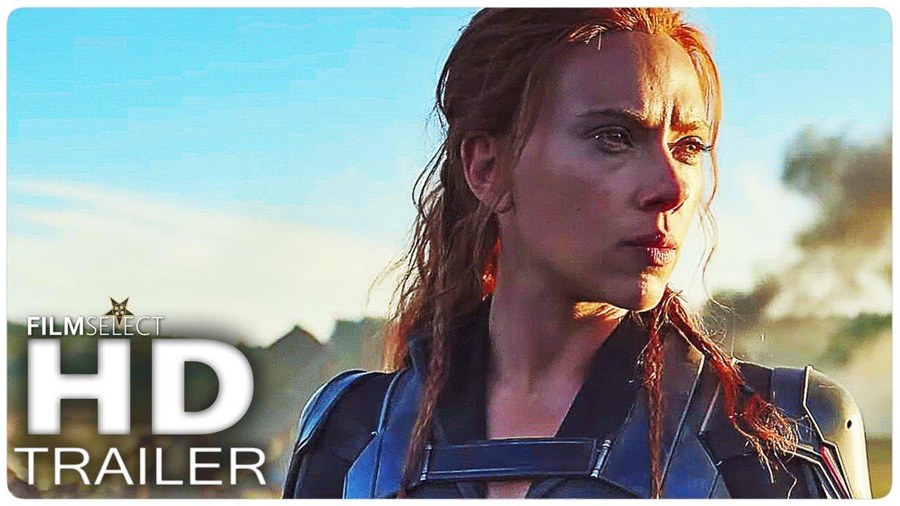 BLACK WIDOW Trailer (2020)