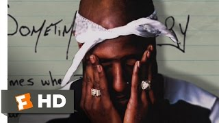 Tupac: Resurrection (1/10) Movie CLIP - This is My Story (2003) HD
