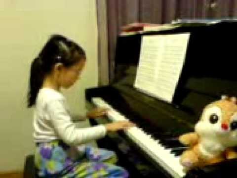 Grade 3 piano ABRSM Allegretto A3 2009