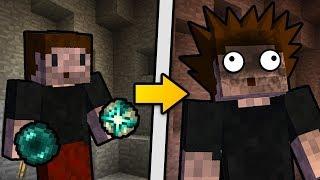 DROBNY WYPADEK, który ZAKOŃCZYŁ SERIĘ... - Minecraft Caveblock 2.0