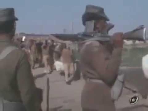 93,000 Pakistani Troops Surrender | Rare Footage Of 1971 India Pak War | Pak Troops Surrender