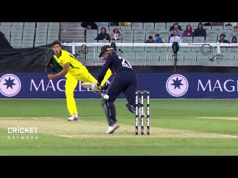 Australia v England, first ODI