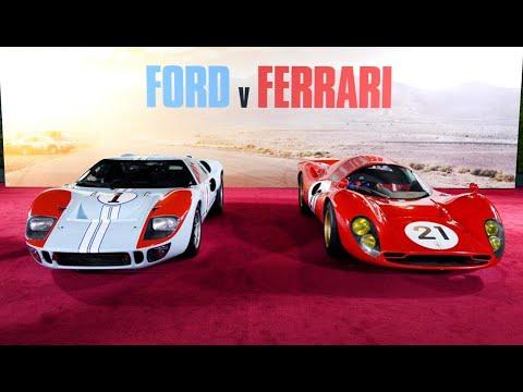 24 часа войны - Форд против Феррари гонка Леман Ford vs Ferrari Leman документальный фильм