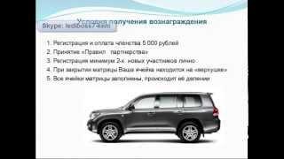 Партнерская Программа  Международного Элитного  Авто Клуба