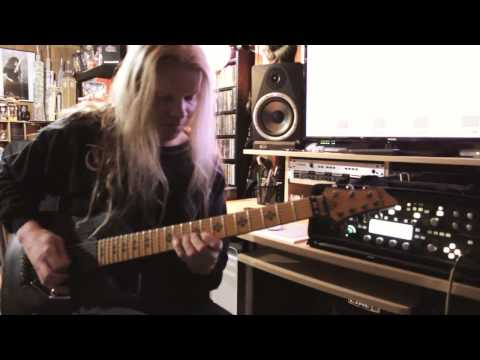 Jeff Loomis- Perpetual Burn (Jason Becker Cover)