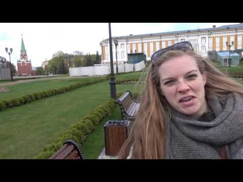 Tour of the Kremlin & Cathedral Square, GUM Department Store & Back to Red Square in Moscow, Russia