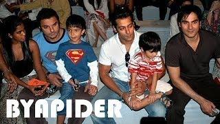 Sohail Khan Family Photos || Father, Mother, Sister, Brother, Spouse & Son!!!
