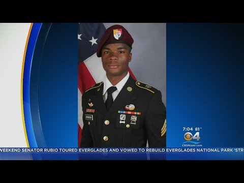 Soldier From Miami Gardens Part Of Group Killed In Niger Ambush