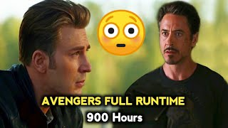 Avengers END GAME Full Footage Runtime Confirmed in Tamil