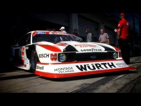 Zakspeed Ford Turbo Capri