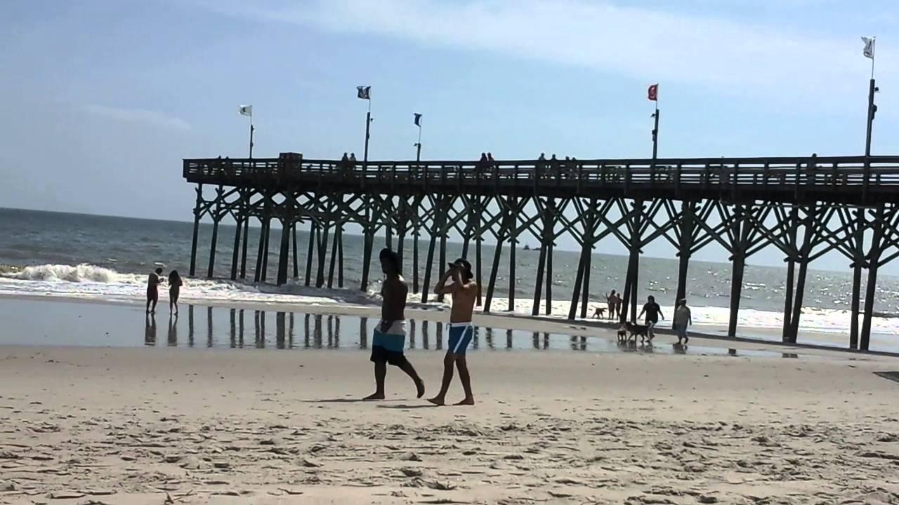 Pier 14 Myrtle Beach Sc March 2016
