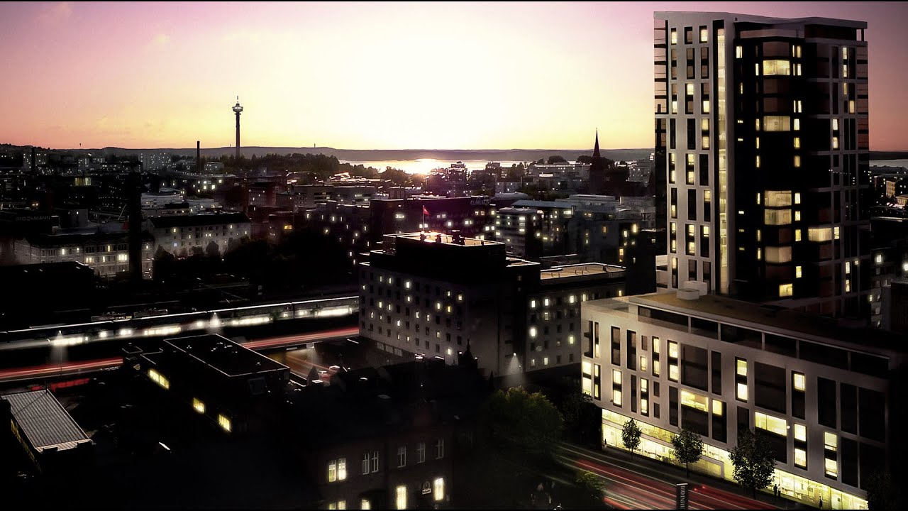 Tampere Uusi Jäähalli