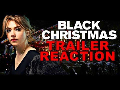 Black Christmas (2019) Trailer Reaction