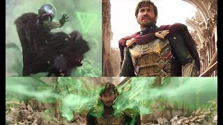 Spider-Man Far From Home Jake Gyllenhaal's Mysterio Character/Trailer Breakdown