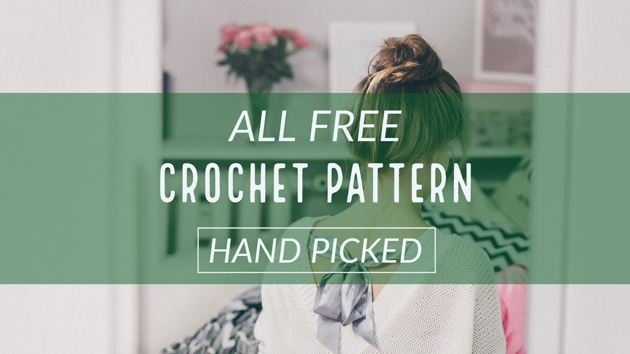 Crochet lace edging patterns youtube crochet lace edging patterns bankloansurffo Image collections