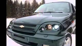 Обзор Chevrolet Niva Шевроле нива TEST Drive Взгляд Изнутри!  YouTube