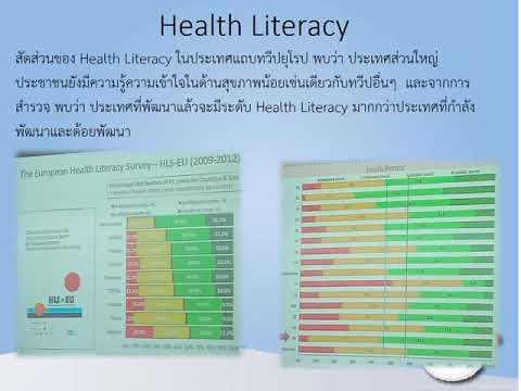 รายการสรุปผล Asia Pacific Health Promotion Capacity Building Workshop