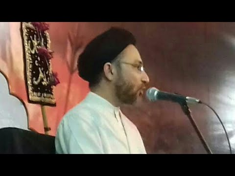 Allama Syed Shahenshah Hussain Naqvi Majlis-e-Aza 12 June 2017 @ Qadam Gah Mola Ali Hyderabad Sindh thumbnail