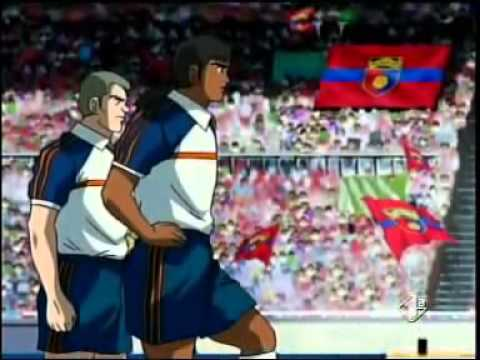 Holly e Benji Forever (Road to 2002) - 21 - Guerrieri in Campo