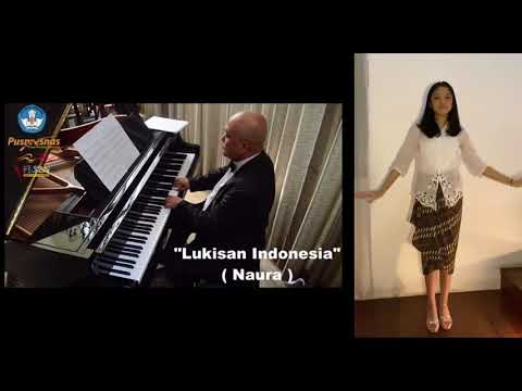 FLS2N 2021-LUKISAN INDONESIA-SMPK Tirtamarta-BPK Penabur - Indah Gloria Abigail Nainggolan