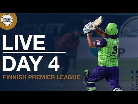🚨T20 Cricket LIVE Stream | Day 4 | Finnish Premier League | 6th June 2020
