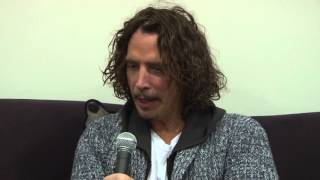 Mike Jones Interview with Chris Cornell - DC101 - 12.17.15