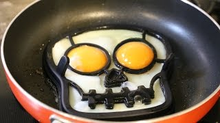 Skull Egg Toast Skull Egg Ring ~ 骸骨エッグトースト thumbnail