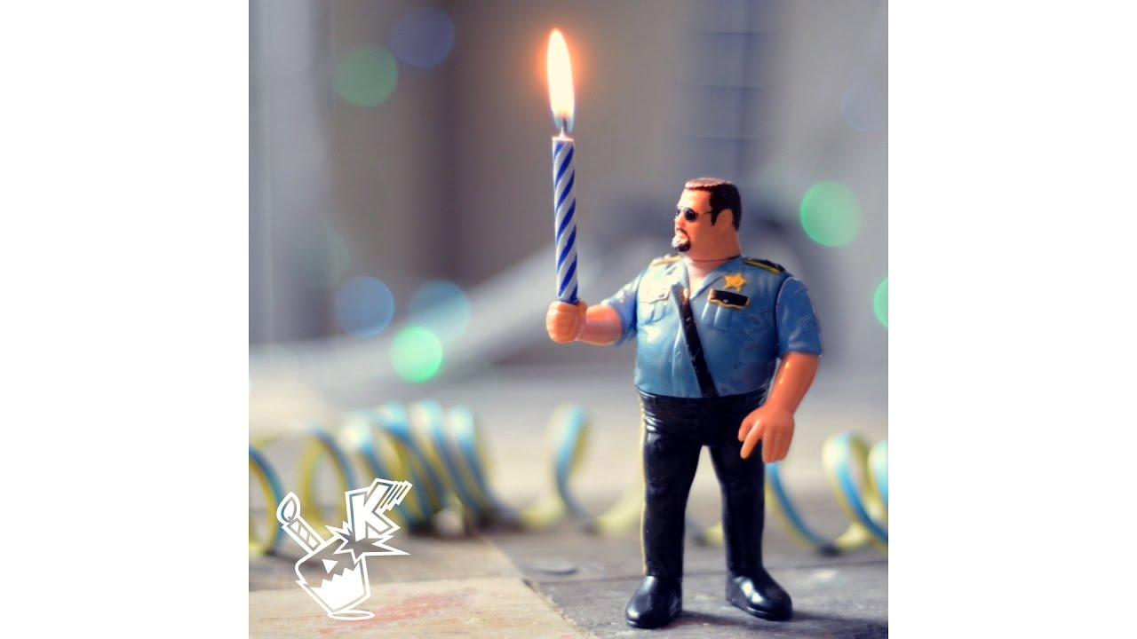 Happy Police Birthday Youtube