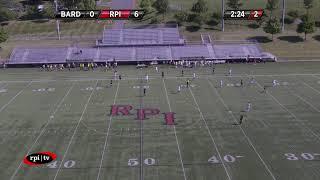 RPI Women's Soccer vs. Bard