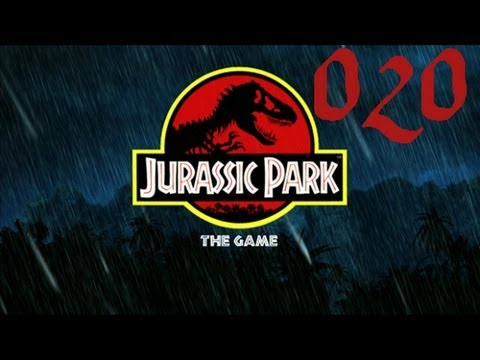 Jurassic Park: The Game Singleplayer