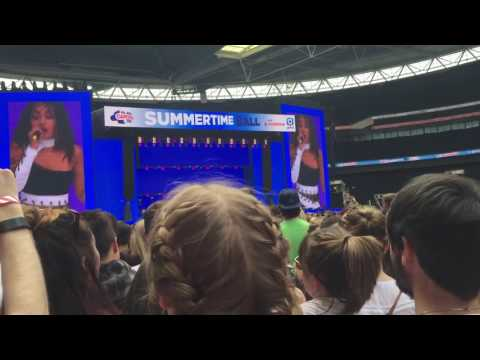 Little Mix Hair - Summertime Ball 2016