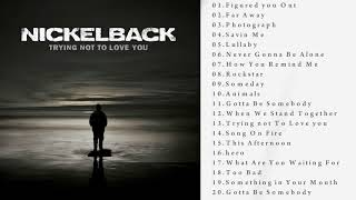 Baixar The Best Of Nickelback-Nickelback Greatest Hits-Nickelback Full Album