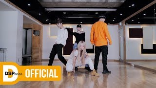 KARD - Dumb Litty _ 안무 영상 (Dance Practice)