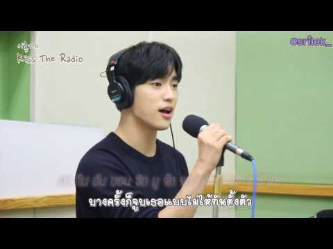 [KARAOKE/THAISUB] KissTheRadio JJ Project (cover The Manual : Eddy Kim)