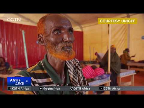 UN calls for urgent funds to help Somalia avert hunger crisis