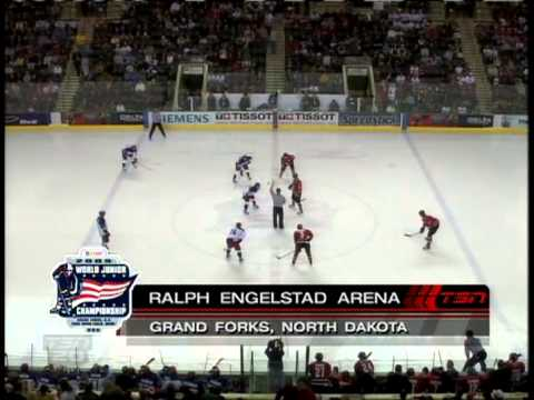 2005 world junior hockey championship - canada vs. russia (gold medal game)