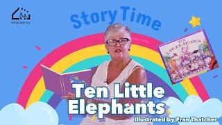 Ten Little Elephants