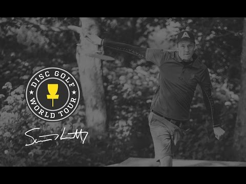 Disc Golf World Tour: Lizotte ready for the throne!